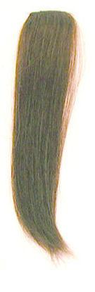 Billede af Easy-hair mellembrun 45 cm. 1 clips