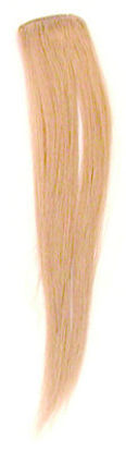 Billede af Easy-hair blond 45 cm. 1 clips