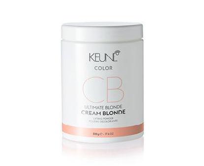 Billede af Keune Cream Blonde CB Afblegning 500 gram