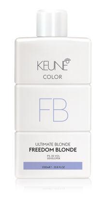 Billede af Keune Freedom Developer 9%  1000 ml.
