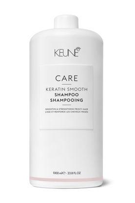 Billede af CARE Keratin Smooth Shampoo 1000 ml.