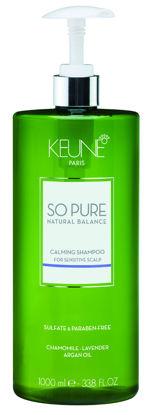 Billede af So Pure Calming Shampoo 1000 ml.