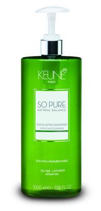Billede af So Pure Exfoliating Shampoo 1000 ml.