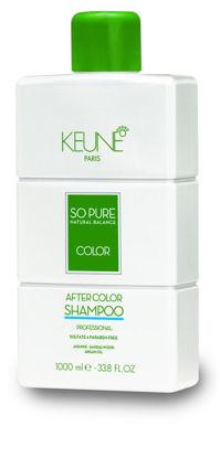 Billede af So Pure After Color Shampoo PRO 1000 ml.
