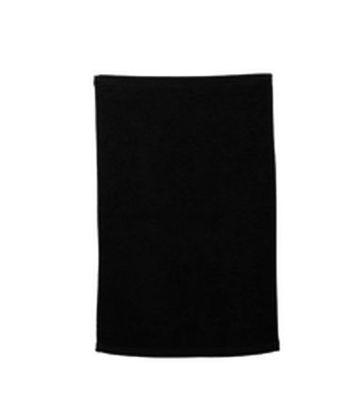 Billede af Håndklæde MINI Bob Tuo SORT 28x45 cm.