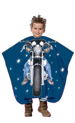 Billede af Slag Børne/Junior   Motorcykkel 125x130 cm.