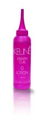 Billede af Keune Keratin Curl 0  125 ml.