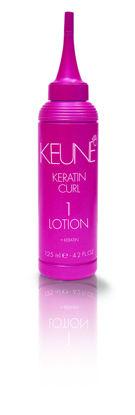 Billede af Keune Keratin Curl 1  125 ml.