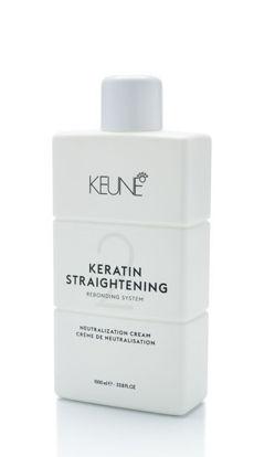 Billede af Keune Keratin Straightening Neutralisering 1000 ml.