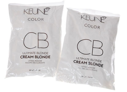 Billede af Keune Cream Blonde CB Afblegning 2x500 grams pose