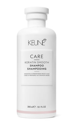 Billede af CARE Keratin Smooth Shampoo 300 ml.