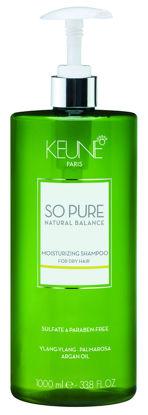 Billede af So Pure Moisturizing Shampoo 1000 ml.
