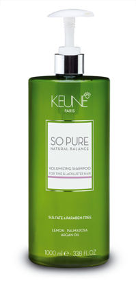 Billede af So Pure Volumizing Shampoo 1000 ml.