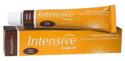 Billede af Intensive Eyepearl SORT/SORT vippe og bryn 20 ml.