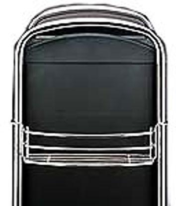 Billede af Sidehæng Efalock crome til rullebord