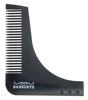 Billede af Barburys Barber skæg kam enkelt 1 stk.