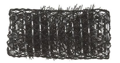 Billede af Curler Spiral Sort 32 mm. 1x12 stk.