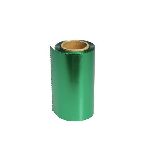 Billede af Folie grøn 12 cm 480 gram 100 mtr.