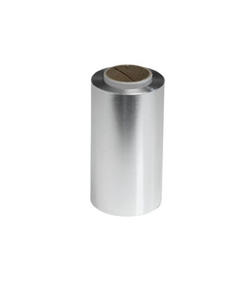 Billede af Folie sølv 12 cm KRAFTIG 20 my 100 mtr.